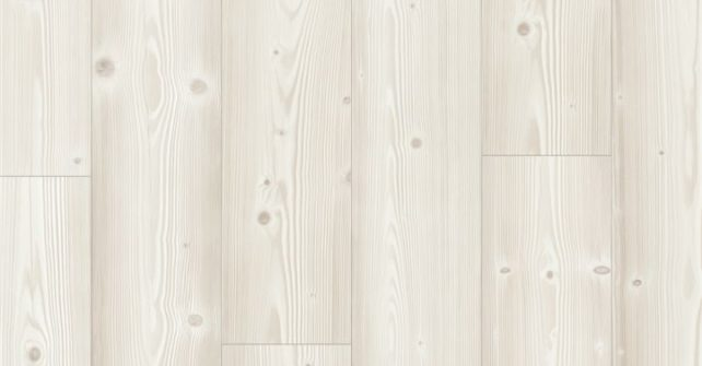 pin blanc